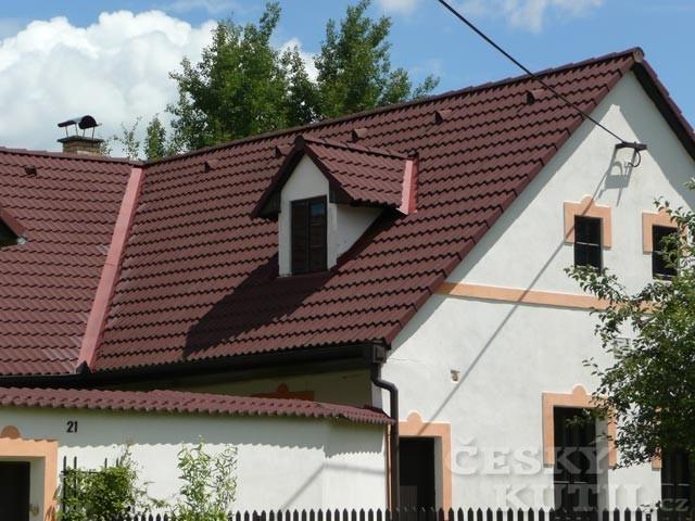 Volba sklonu střechy