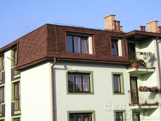 Jakou střechu