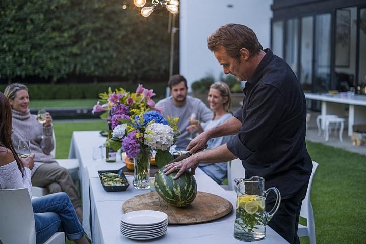 Uspořádejte pro své přátele zahradní party!