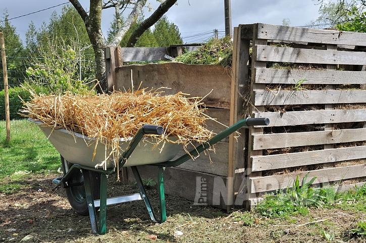 Kompost patří na každou zahradu (Zdroj: Depositphotos.com)