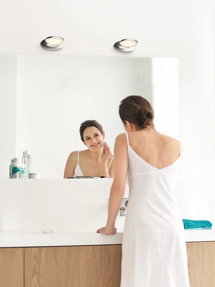 Denní světlo i v koupelně bez okna? Vyberte správnou barevnou teplotu zdroje