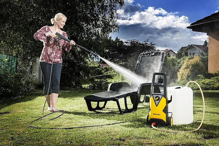 Garland nabízí řešení do dílny i na zahradu