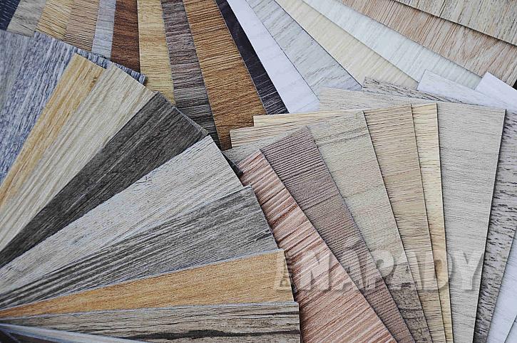 Vzorník laminátové podlahy