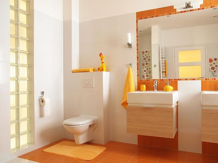 Vyměňte dlažbu a obklady v koupelně!