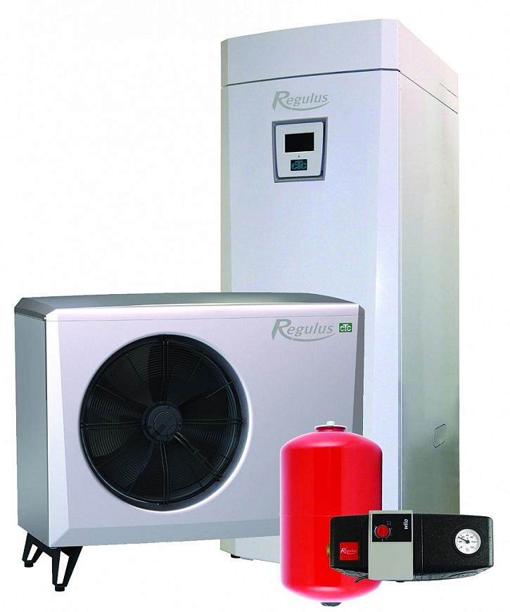 Kvalitní a úsporné řešení pro vaše topení na FOR THERM od společnosti Regulus