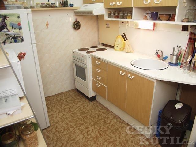 1. Kuchyň nebo kuchyňský kout