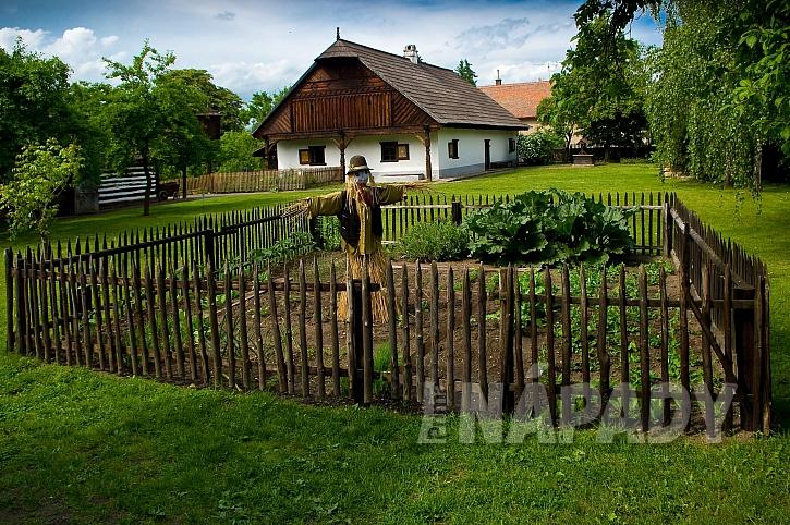 Česká roubenka