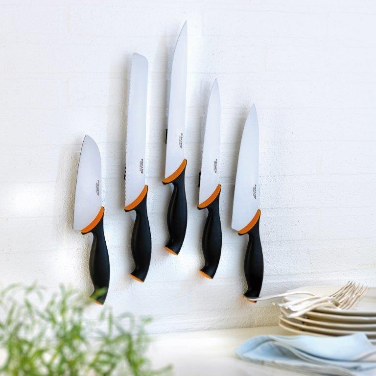 Umíte dobře držet nůž?