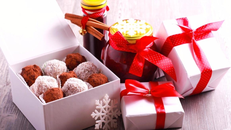 5 tipů na jedlé vánoční dárky, které vás finančně nezruinují
