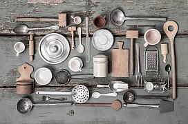 Kuchyňské nářadí a pomůcky, bez kterých se neobejdete