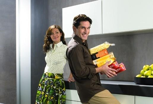 Luxus v kuchyni umožní EASYS
