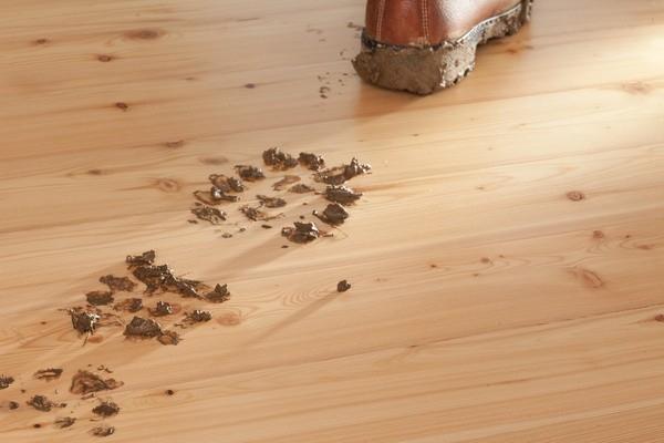 Drobným defektům na dřevěné podlaze lze předejít jednoduchými opatřeními