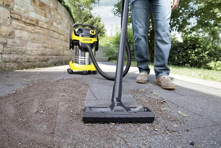 Jak uklidit dílnu, garáž i okolí domu za chvíli?