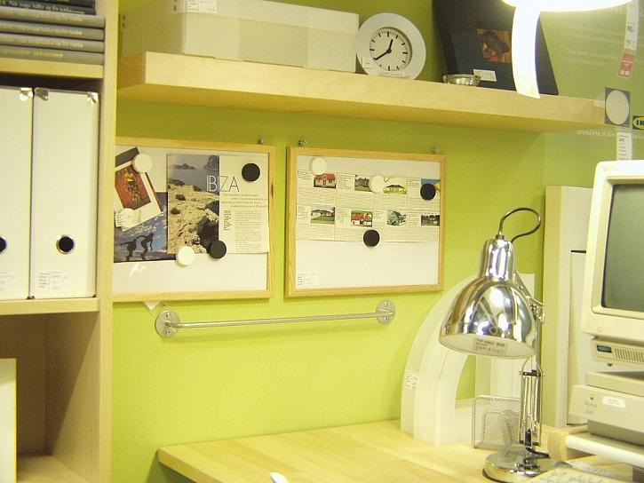 Pracovní stůl pro prvňáka i studenta - poslechněte si rozhlasovou poradnu