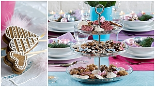 Perníkové Vánoce: Sladké medové perníčky můžete využít ina kouzelné dekorace