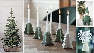 Vánoce ve znamení minimalismu: Když méně znamená více