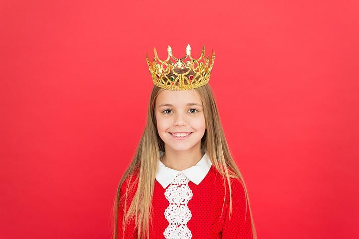 Malá královna