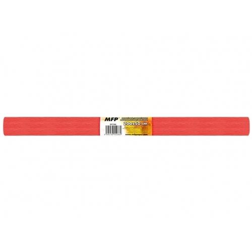 MFP krepový papír role 50x200cm neon oranžový