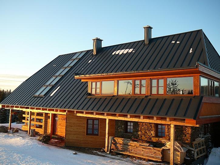10 důvodů pro střechu Ruukki