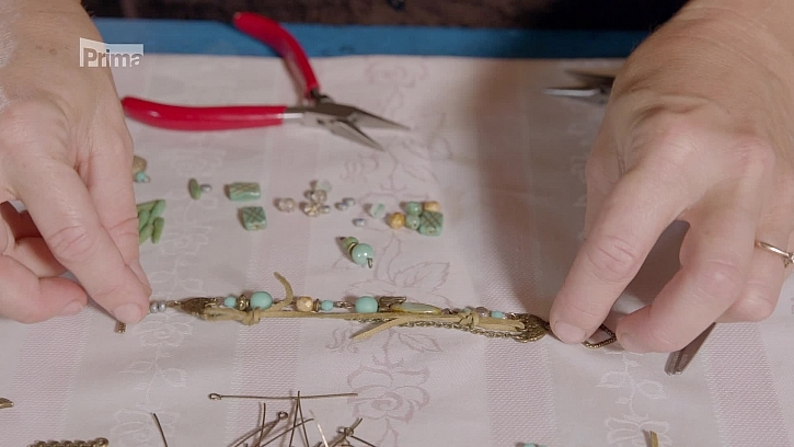 Návod na výrobu netradičního boho šperku