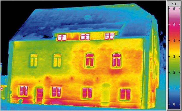 Měření termovizí