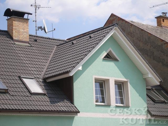 Střechy a střešní krytiny – 2. díl: betonová taška
