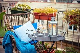 Podzimní rostliny do truhlíku oživí okna a balkony