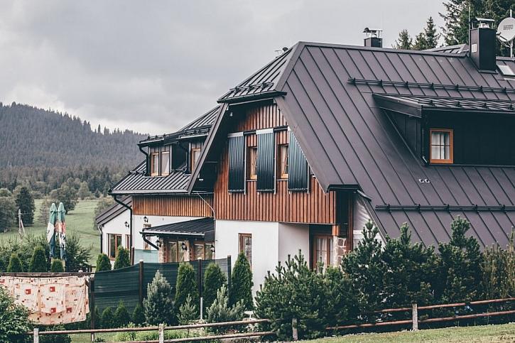 Odolná střecha Šumavy