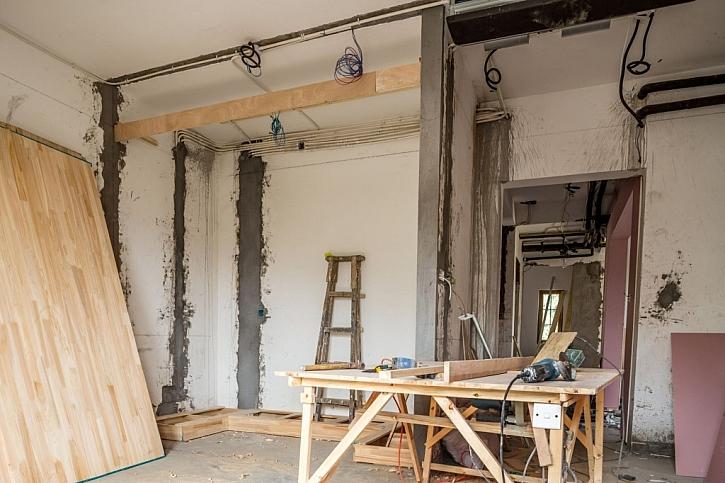 U družstevního bytu je potřeba žádat o povolení při rekonstrukci