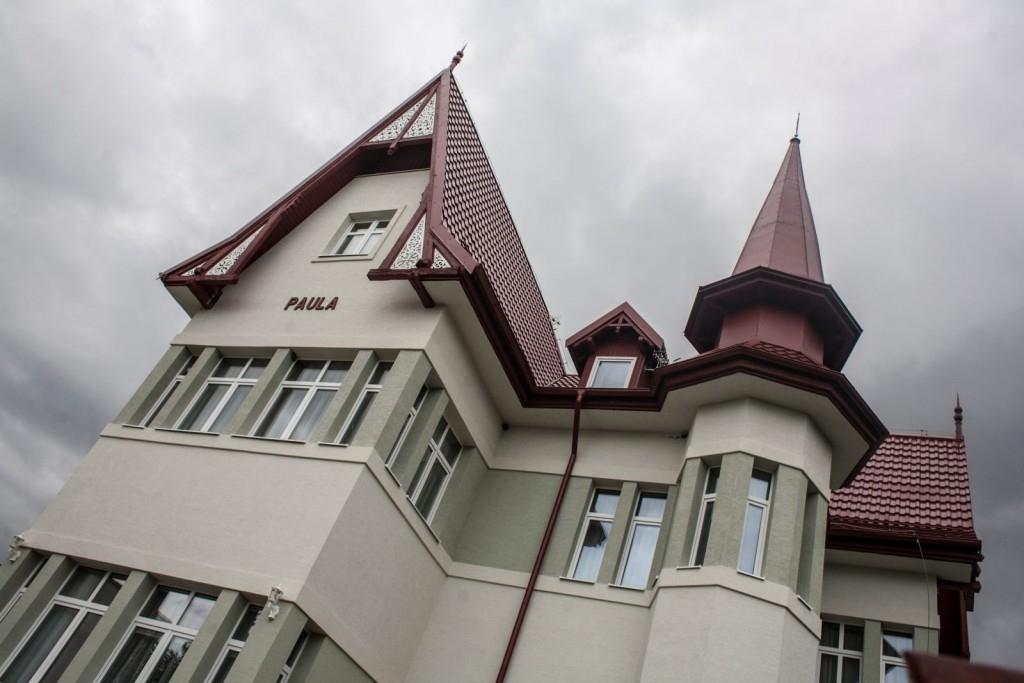 Na Vile Paula ve Vysokých Tatrách předvedli klempíři svůj řemeslný kumšt