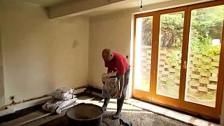 Podlaha z keramzitu aneb Jak docílit dokonalého povrchu pod novou podlahu