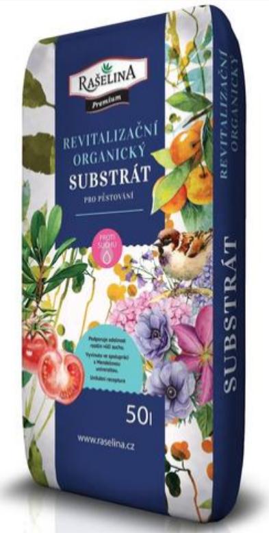 Revitalizační substrát