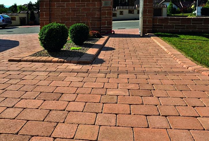 Terakotová dlažba pro vaší zahradu (Zdroj: Presbeton)