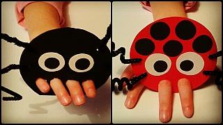 Beruška a pavouček aneb Jak děti zbavit zbytečných obav zbrouků