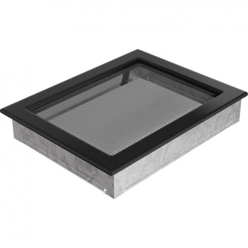 Krbová mřížka 22x30 BASIC černá