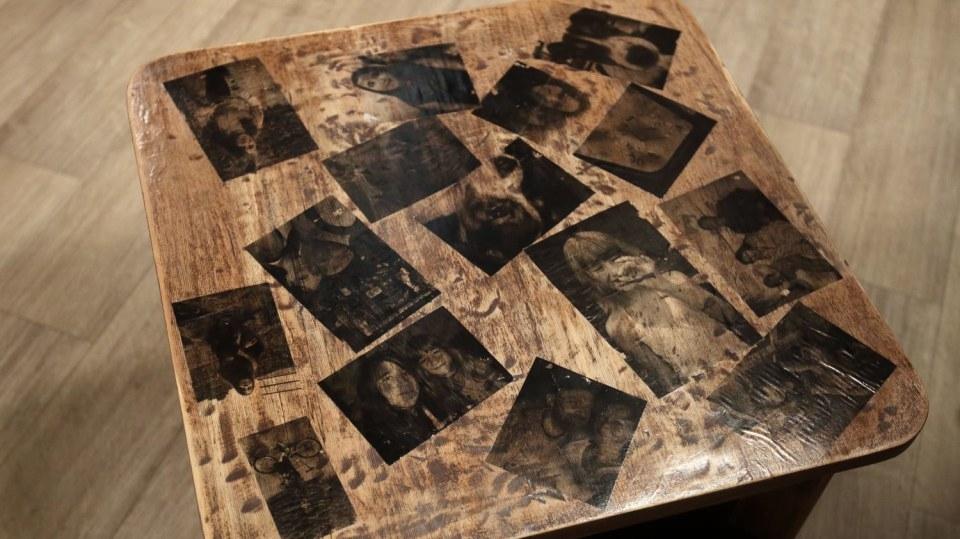 Jak přenést fotografii na dřevěný podklad: Dekorace na památku