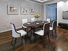 Laminátová krytina je vhodná do každé místnosti