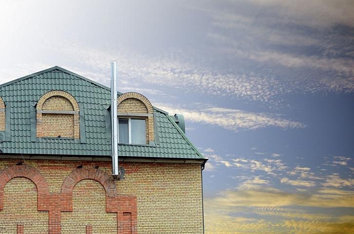 Nerezové komíny mohou být funkčním i dekorativním prvkem domu