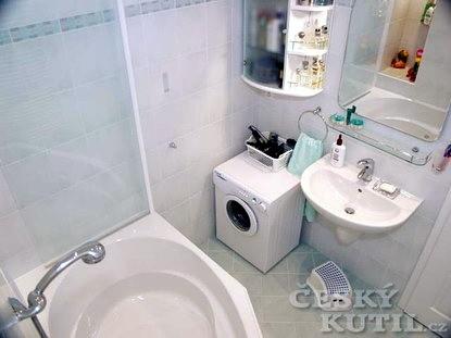 Koupelna přesně na míru