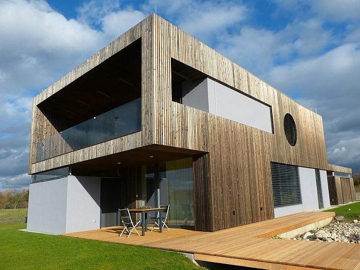 Novostavba rodinného domu Acer Campestre