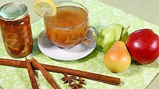 Recept na zavařený pečený čaj: Využijte ovoce ze zahrady bezezbytku