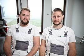 Bratři Pavel a Lukáš Kozderkovi/ Twin Art - Malíři