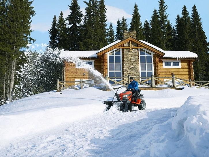S riderem je příprava na zimu hladká