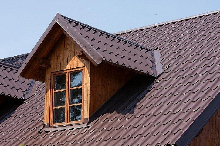 Zdařilá rekonstrukce střechy Lindab