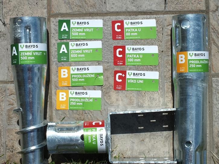 ABC - abeceda od Bayo.S