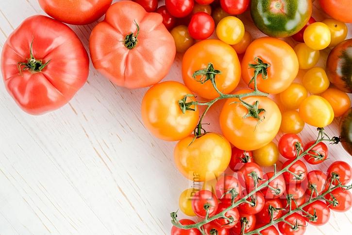 Na výrobu rajčatového  čatní použijeme vyzrálá rajčata (Zdroj: depositphotos.com)