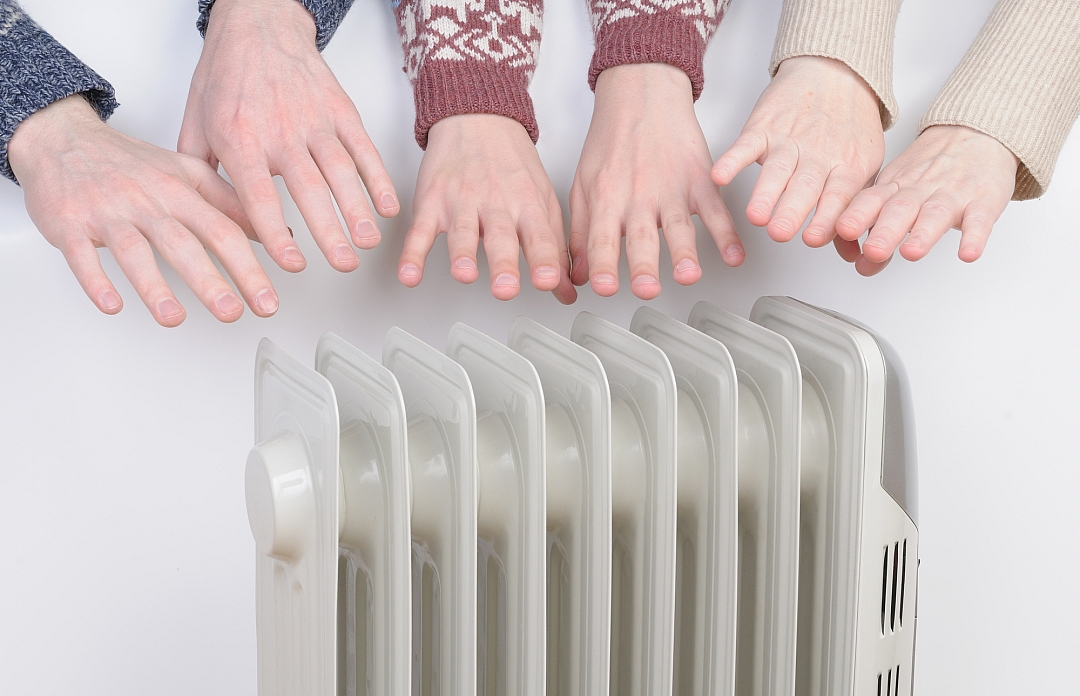 Vytápění aenergie