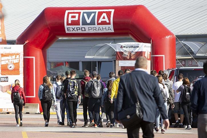 Stavební veletrh FOR ARCH 2020 úspěšně proběhl a představil téměř čtyři stovky vystavovatelů (Zdroj: PVA Expo Praha)