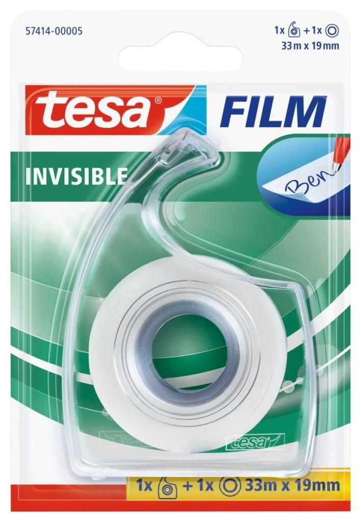 Neviditelná kancelářská páska tesafilm