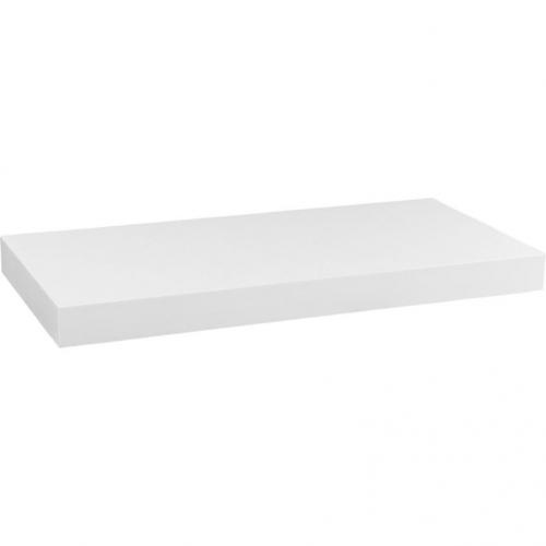 STILISTA VOLATO 31074 Nástěnná police  - bílá 110 cm